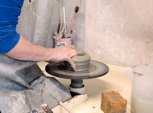 Corsi artistici e ceramica for Decorazione ceramica